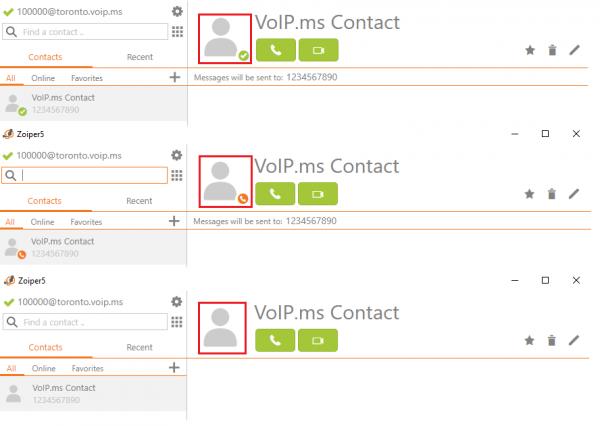 Zoiper 5 - VoIP ms Wiki